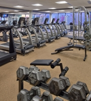 Fitness Center View